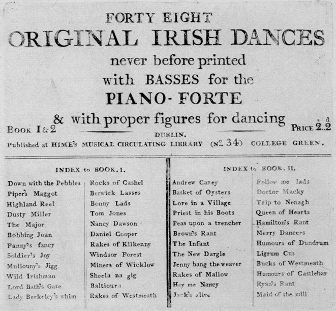 48 Irish Dances