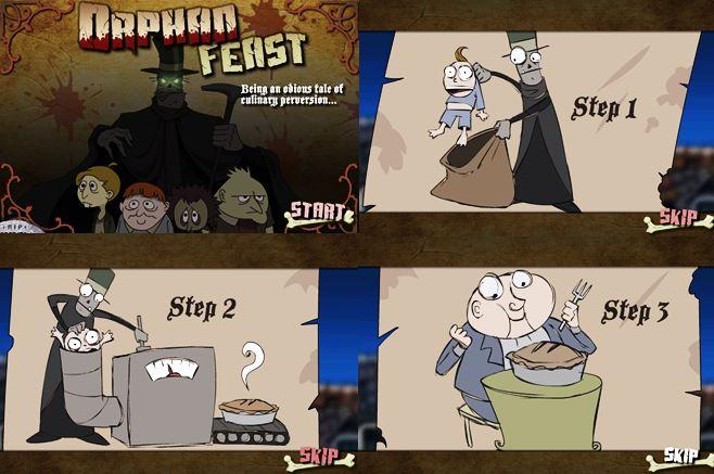 Orphan Feast Screenshots