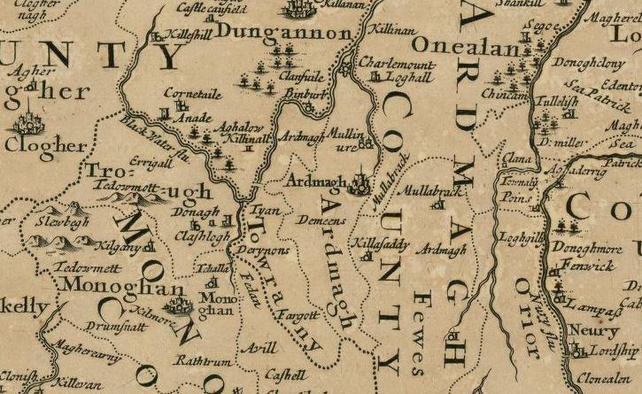 Mapping the Eighteenth-Century Irish State