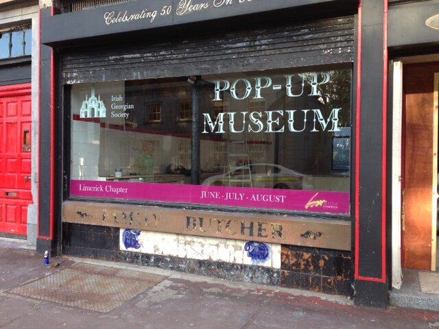Pop-Up Georgian Museum in Limerick