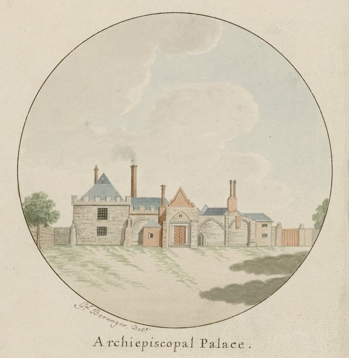 Archiepiscopal Palace