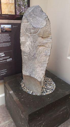 Armagh Ogham stone
