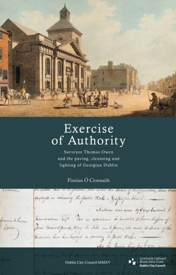 exercise of authority cover
