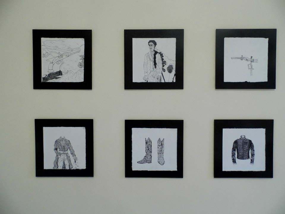 All photographs taken by Ursula Callaghan and Deirdre Power.