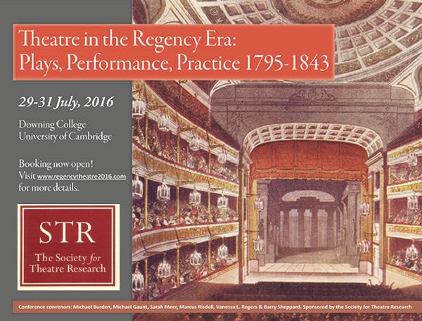 regency poster