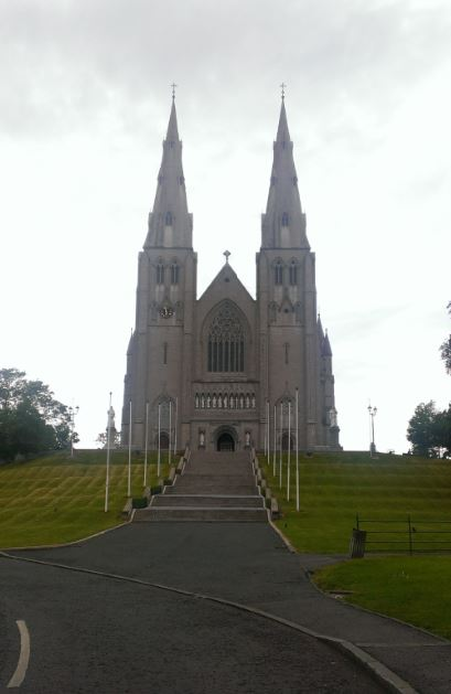 St Patrick's Cathedral RC, Armagh