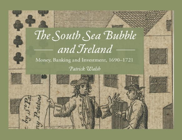 Book Launch: The South Sea Bubble and Ireland