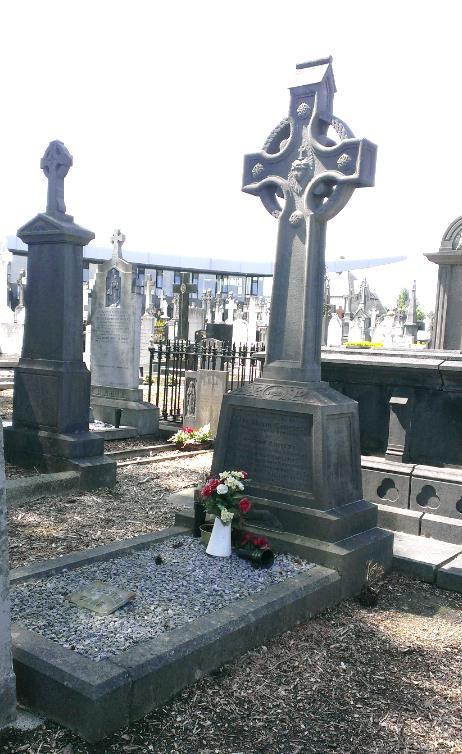 Anne Devlin's Grave