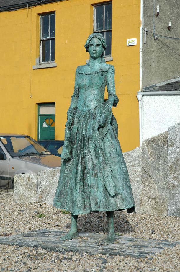 Anne Devlin Statue