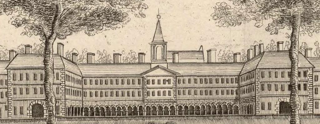 Collins barracks