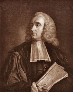 Print from portrait of Charles Lucas by Sir Joshua Reynolds (courtesy of Teylers Museum)